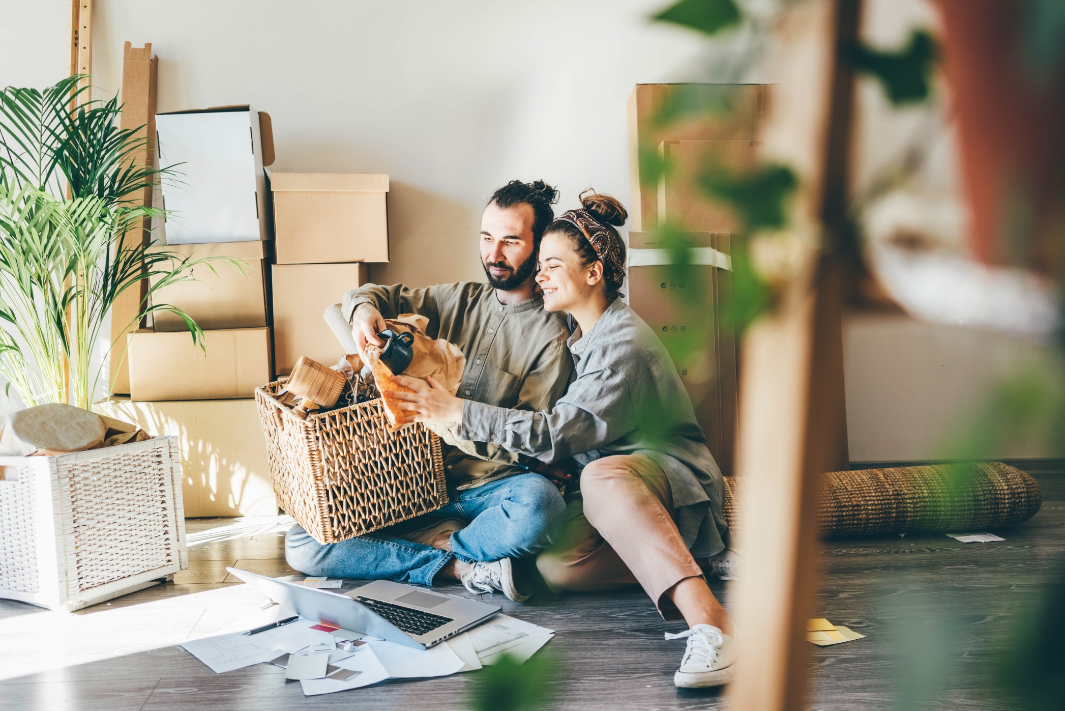 become home owner